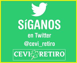 Siga a Cevi Retiro en twitter (@cevi_retiro) noticias de actualidad general, económica, financiera, fiscal y laboral